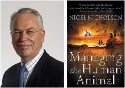 NIGEL NICOHLSON -