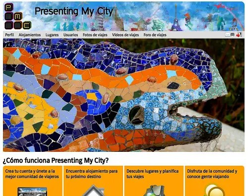 Presenting My City - Presenting My City