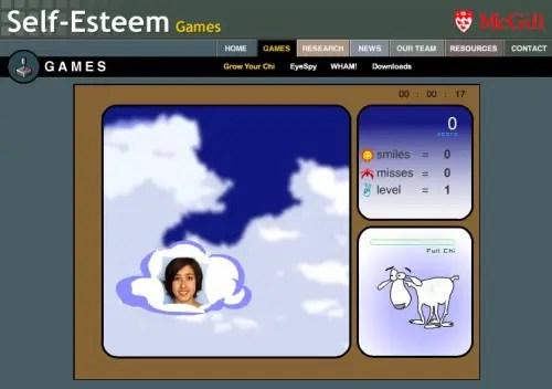 Sel Esteem games - Self-Esteem games
