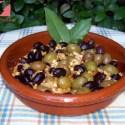 aceitunas alinadas - Aceitunas aliñadas para aperitivo