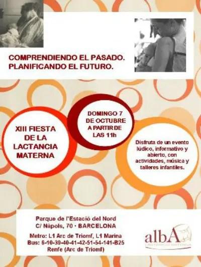 "alba - Semana Mundial de la Lactancia Materna 2012: vuelven las ""tetadas colectivas"""