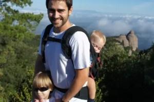 armando - PADRES Y CRIANZA: entrevistamos a Armando Bastida, padre, enfermero de pediatría y bloguero