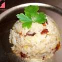 arroz - Receta de rissotto de tomates secos