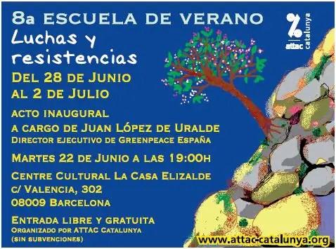 attac - attac cataluña luchas y resistencias