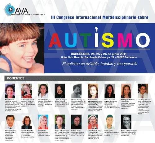 autismo - autismo congreso 2011