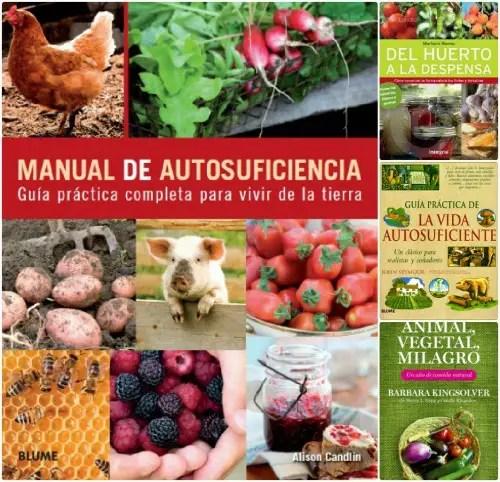 autosuficiencia libros - autosuficiencia libros