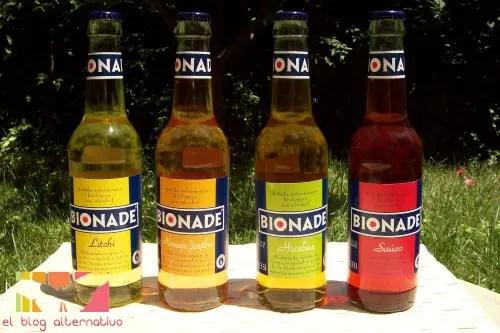 bionade - bionade
