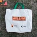 bolsa - Me ha llegado la bolsa de tela gratuita de la campaña Zona Libre de bolsas