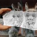 burritos1 500x332 - Ben Heine o la feliz unión entre fotografía y dibujo