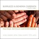 burruezo disco - Conciertos de Burruezo & Bohemia Camerata el 21, 22 y 25 de diciembre 2009 en Barcelona: música sufí y contemporánea