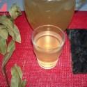 caldo vegetal - Receta de caldo vegetal con alga Kombu