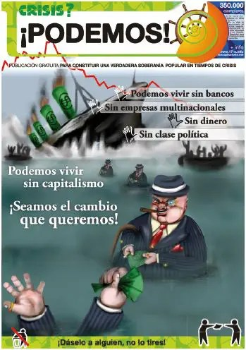 capotalismo - podemos vivir sin capitalismo
