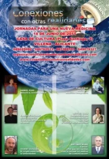cartel congreso 2011 - jornada nuevas medicinas 2011