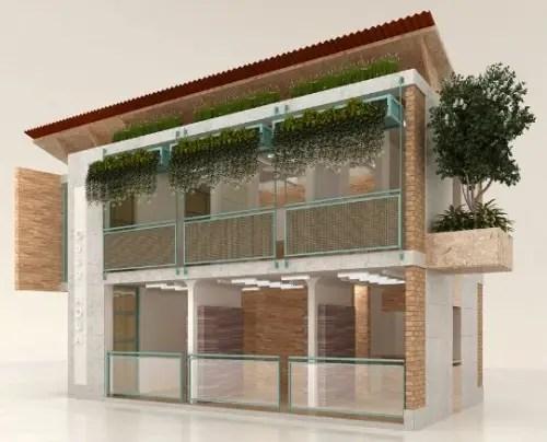 casa aqua - Casa AQUA