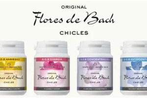 chicles - Chicles con Flores de Bach para la concentración, energía, autoconfianza y tranquilidad