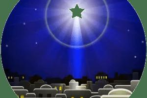christmas star - Árbol de Navidad con consejos para ser feliz