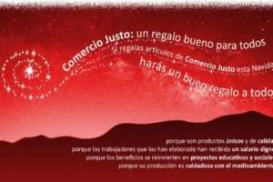 comercio justo1 - Comercio Justo: un regalo bueno para todos. Listado de 125 tiendas en España