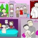 comicparto laura - Por qué parí a mi hijo en casa