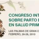 congreso parto - Congreso Interatlántico sobre parto e investigación en salud primal del 26 al 28 de febrero 2010 en Las Palmas de Gran Canaria