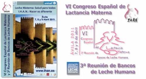 congreso - VI congreso español de lactancia materna