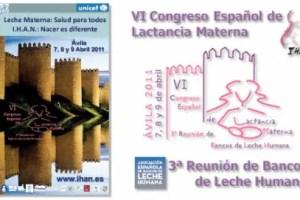 congreso - VI Congreso Español de Lactancia Materna y 3ª Reunión de Bancos de Leche Humana