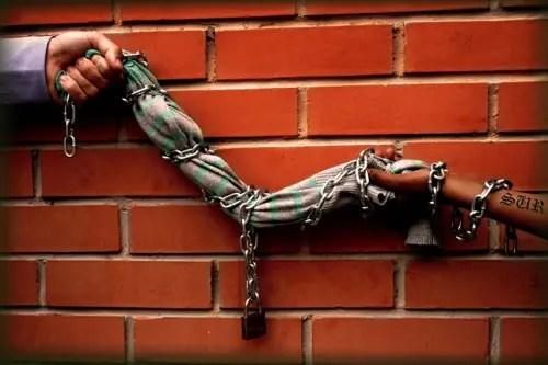 cuando hilos son cadenas -