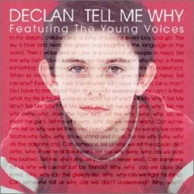 declan tellmewhy cover - declan galbraith