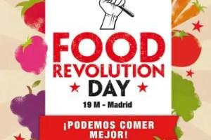 dia revolucion comida - Día de la Revolución de la Comida: ¡Podemos comer mejor!