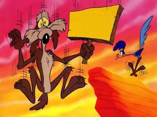 dibujos coyote correcaminos p - dibujos-coyote-correcaminos-p