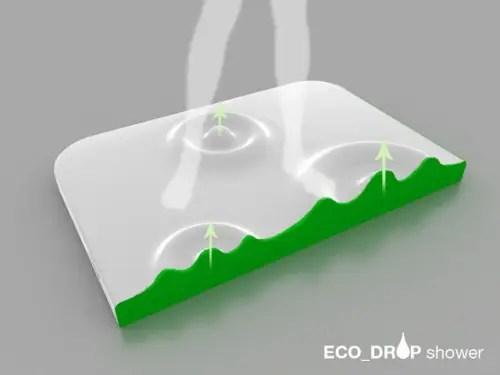 eco drop shower - ECO_DROP shower