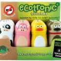 ecotronic - Eco-linternas infantiles de Intermón Oxfam
