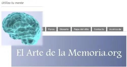 el arte de la memoria - El Arte de la Memoria