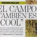 """el campo también cool - EL CAMPO TAMBIÉN ES """"COOL"""": 3 historias de mujeres emprendedoras y neorrurales"""