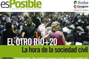 es posible 28 - La hora de la sociedad civil: revista online EsPosible 28
