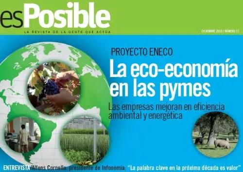 esPosible numero 11 La eco economía en las pymes - esPosible numero 11 - La eco-economía en las pymes