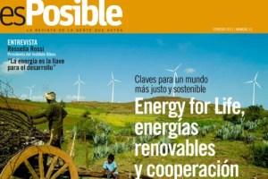 esPosible numero 13 Energy for life energias renovables y cooperacion - Energy for Life, energias renovables y cooperacion: Revista esPosible nº 13.