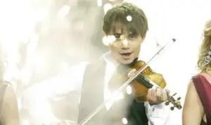 """eurovision - Un """"cuento de hadas"""" gana el Festival de Eurovision 2009. Alexander Rybak, el fiddle y la música tradicional"""