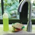 fregar - Lavar los platos es como bañar a un Buda bebé