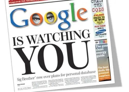 google y la privacidad - Google y la privacidad