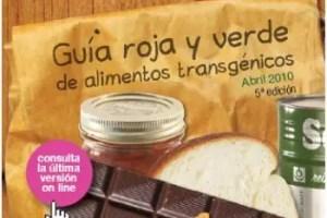 guia3 - Guía roja y verde de alimentos transgénicos (abril 2010)