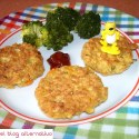 hamburguesa2 - Receta de hamburguesas de avena, tofu y verduritas