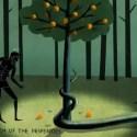 hercules2 - Las manzanas de oro del jardín de las Hespérides: 3er trabajo de Hércules