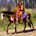 indios a caballo - Leyenda de los indios Cherokee y su aplicación actual