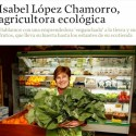 isabel chamorro1 - Isabel López Chamorro y la huerta más sana: un ejemplo de eco-heroina