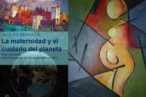 jacaengranada - La maternidad y el cuidado del planeta. Congreso Jaca en Granada. Entrevista a las matronas Blanca Herrera y Paca Moya