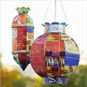 jardin latas - Reciclando latas para decorar el jardín