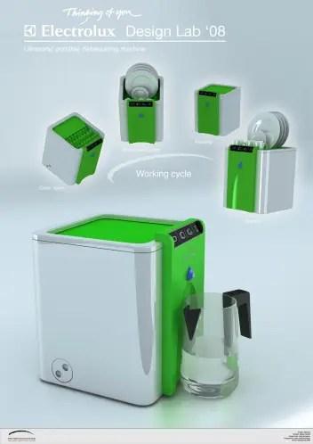 lavavajillas - lavavajillas sin agua y sin detergente