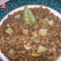 lentejas portada - Receta de lentejas vegetarianas al jengibre