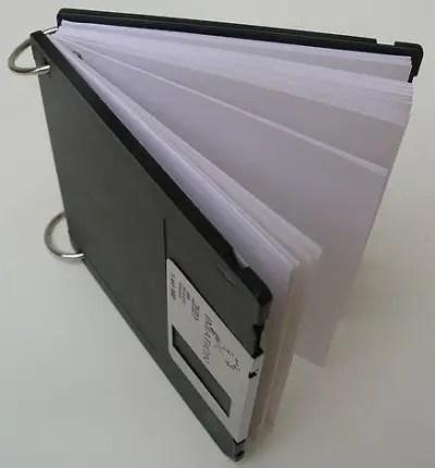 libreta diskette - libreta diskette