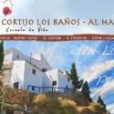 """los baños cortijo - """"Hay que tener paciencia, cada cosa llega en su momento, HAY QUE CONFIAR"""". Entrevista a los creadores del cortijo Los Baños Al-Haman en Almería"""
